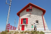 Rifugio Massimo Rinaldi al Monte Terminilletto